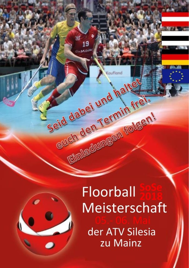 Floorball-Flyer